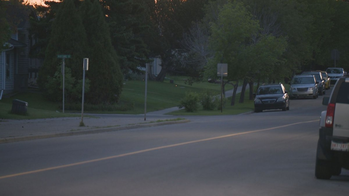 Calgary police are investigating after a bullet casing was found in the community of Marlbough on June 12, 2020.