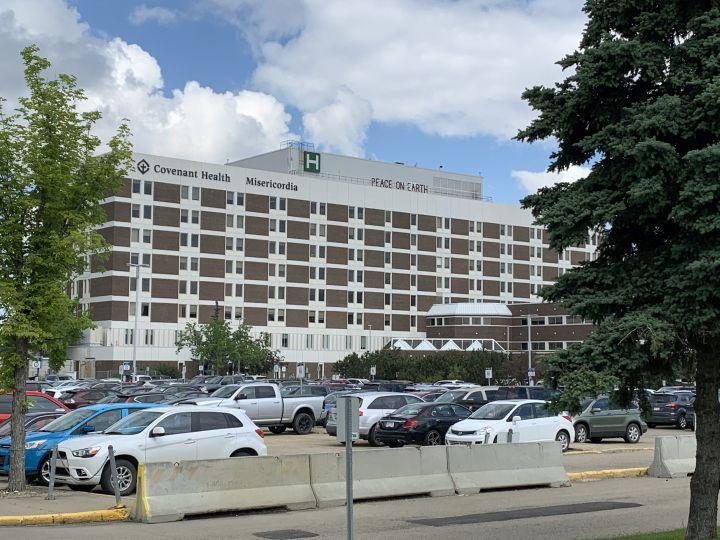 Edmonton's Misericordia Community Hospital.