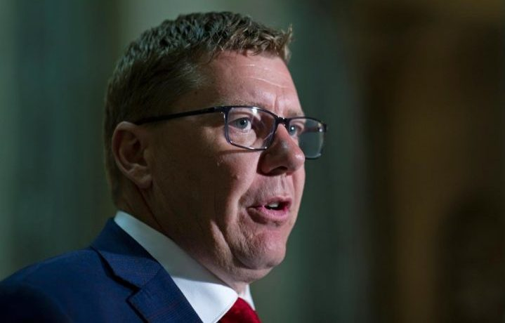 Saskatchewan's conflict of interest commissioner has denied the NDP's request to re-examine Premier Scott Moe's work with the WE organization.