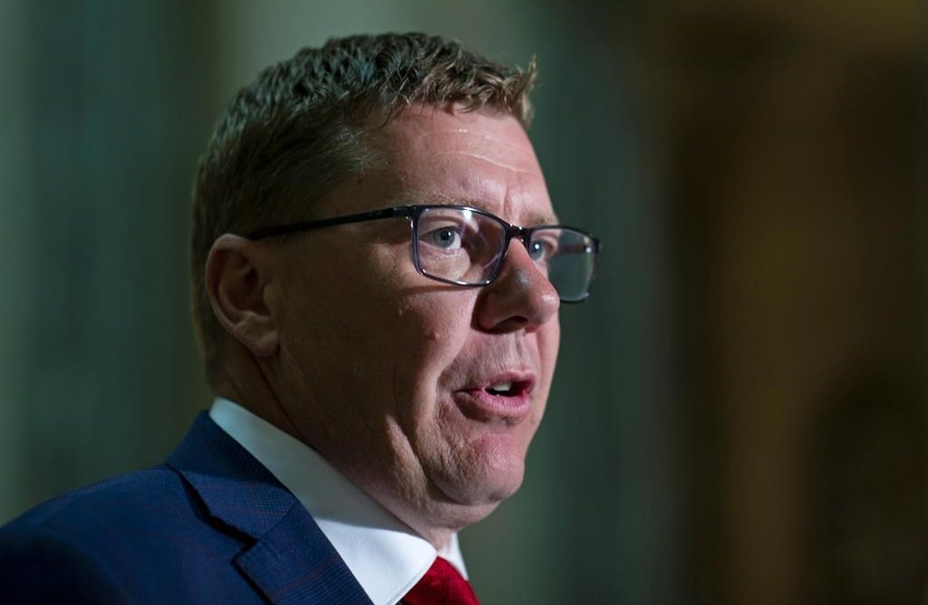 Sask. Premier Scott Moe is calling Regina's executive committee's decision to support a motion that would restrict energy companies from sponsoring or advertising within the city absurd.