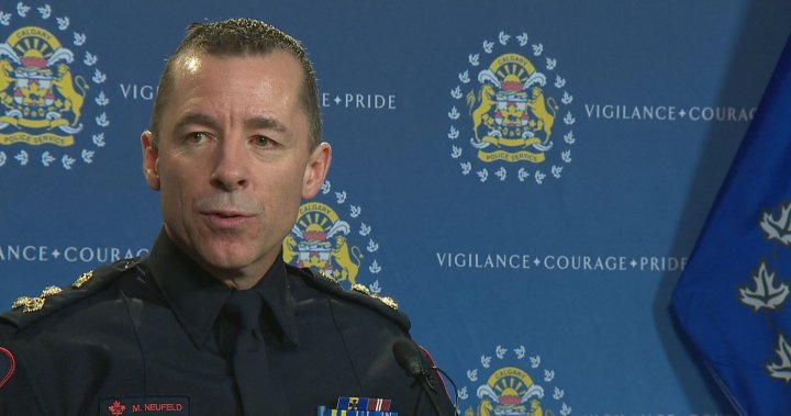'A year we have nothing to compare to': Calgary police chief reflects on 2020 – Calgary