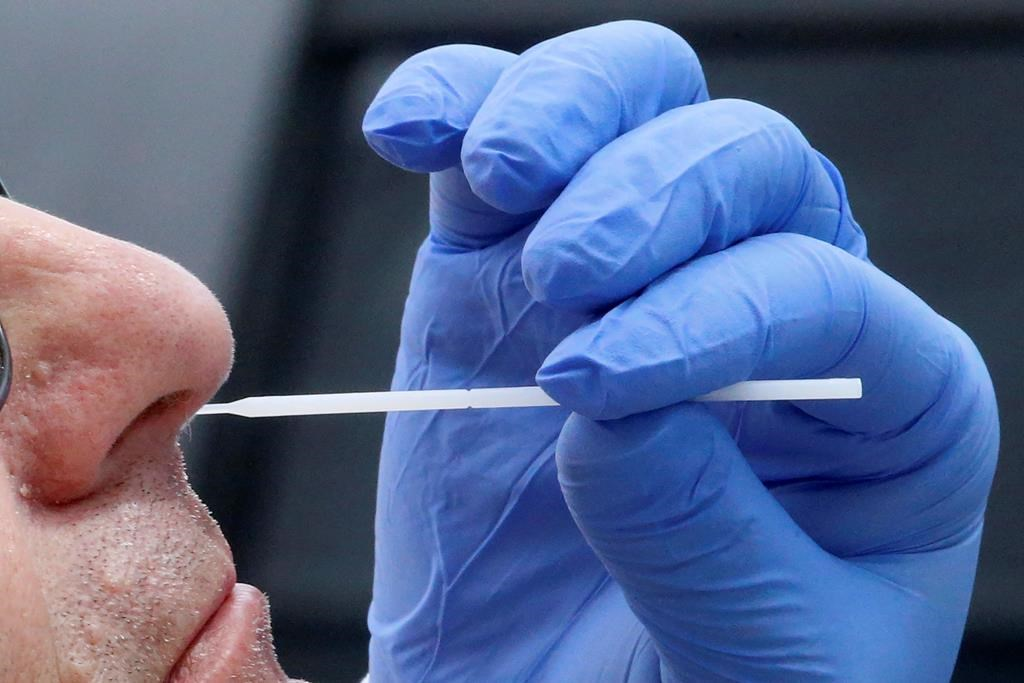 Peterborough Public Health reports no new cases of coronavirus on Thursday.