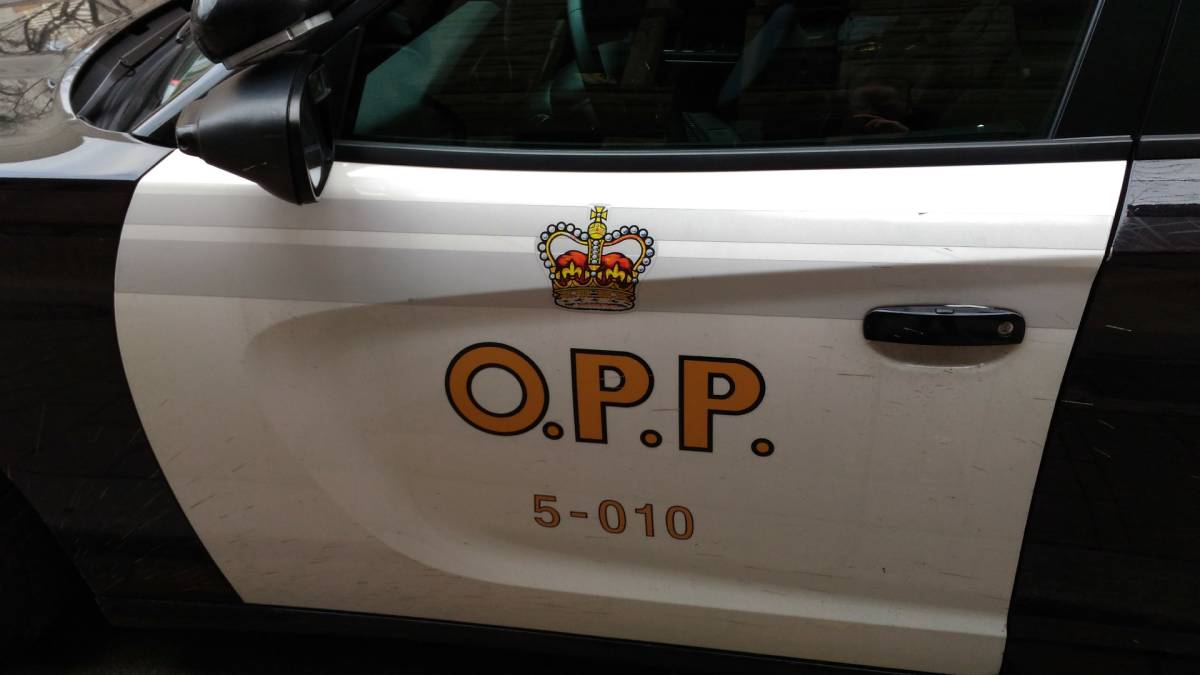 OPP are investigating a homicide in Hagersville, Ont.