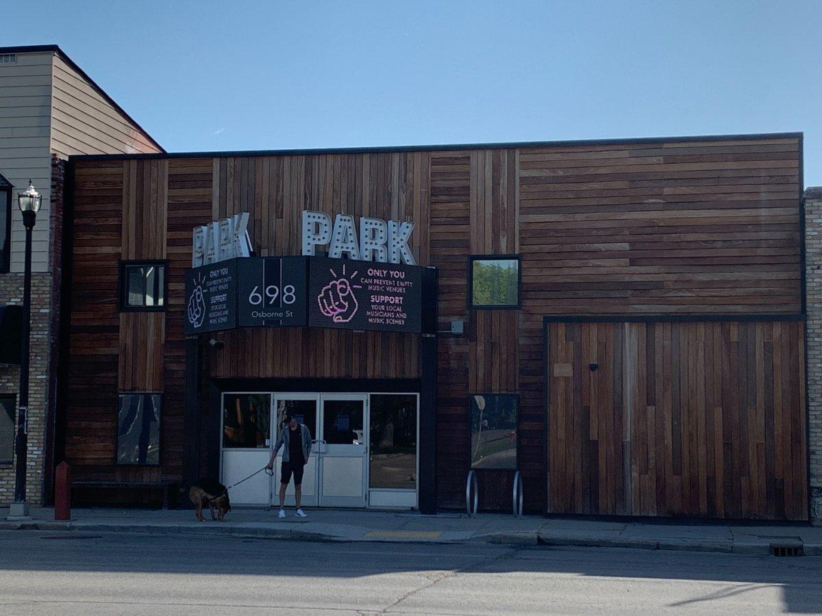 The Park Theatre.