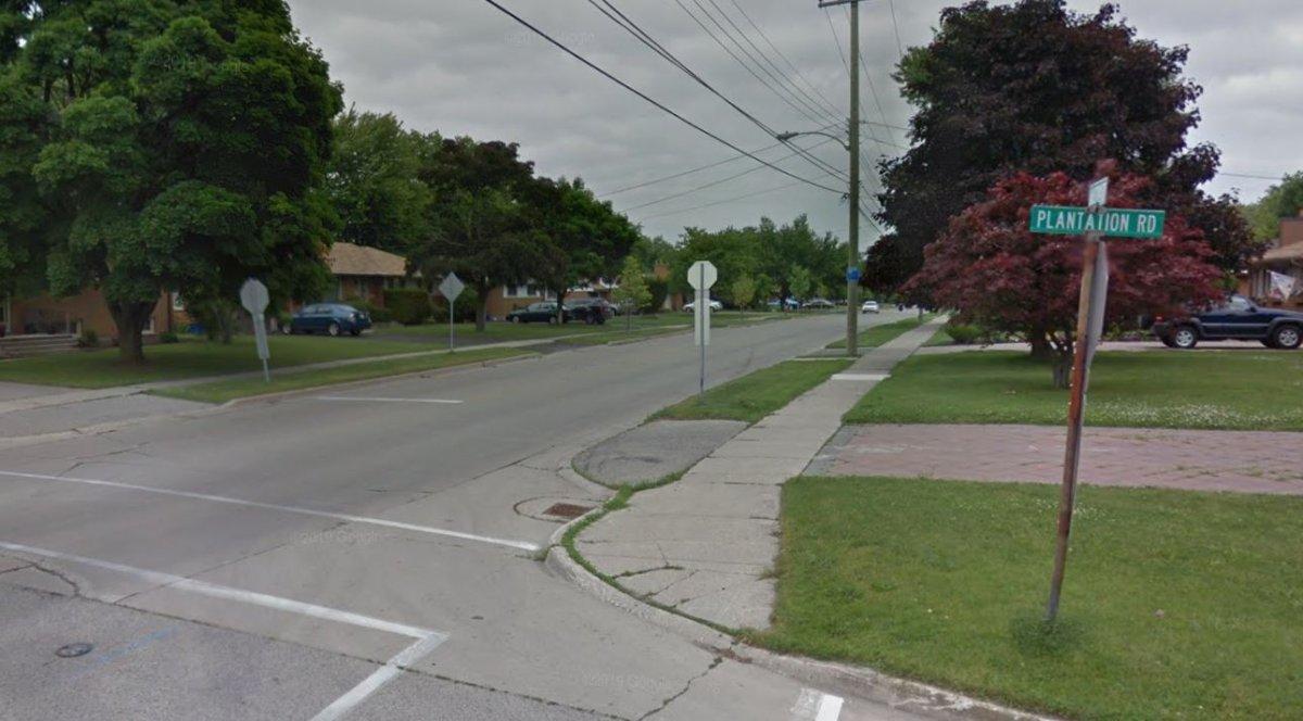 Plantation Road is a small street in the city's Oakridge neighbourhood.