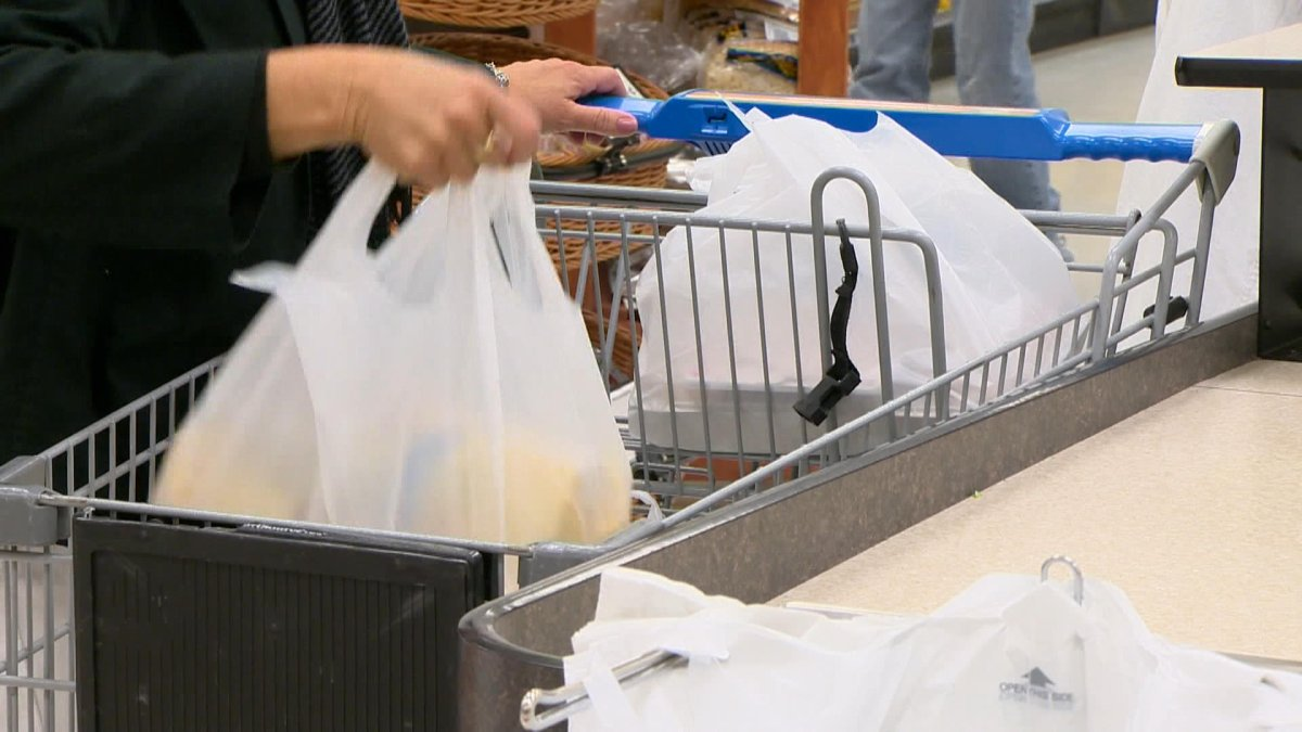 Plastic bag ban fines suspended until state of emergency lifted: City of Prince Albert