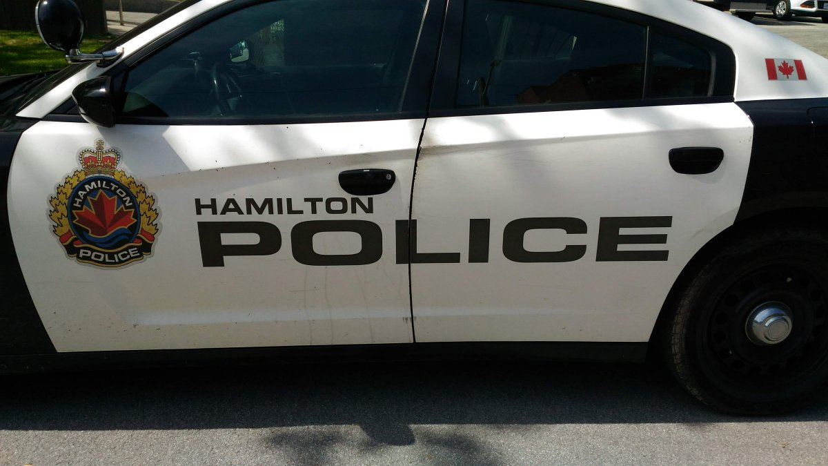 Hamilton police found stolen electronic devices from the Waterloo Region District School Board in a local hotel room.