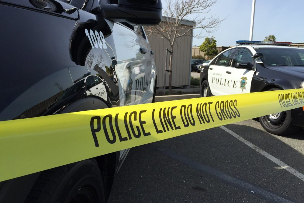 Richmond Police Department vehicles are shown in Richmond, Calif.