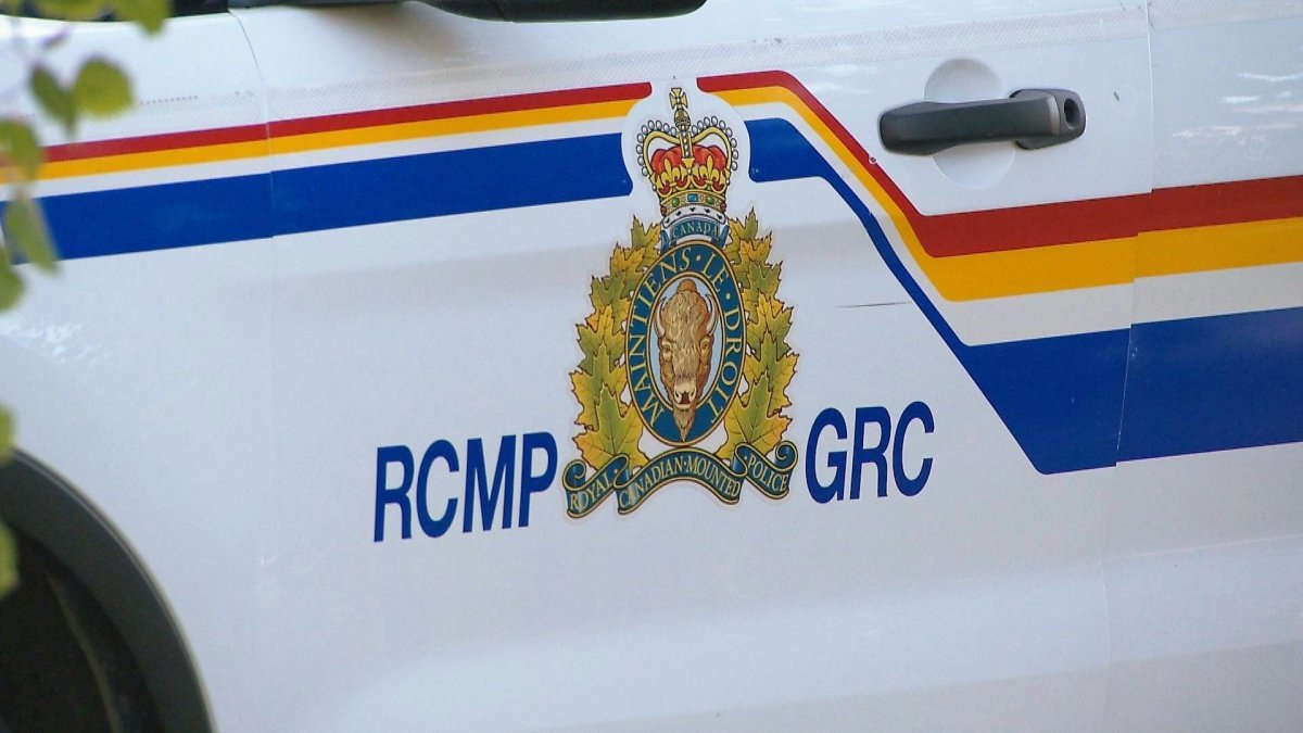RCMP are investigating after a woman died in a snigle-vehicle rollover on Sunday.