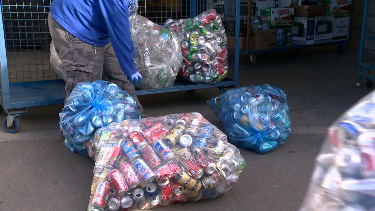 Cosmo Industries has launched a new service to collect deposit containers from Saskatoon households and businesses.