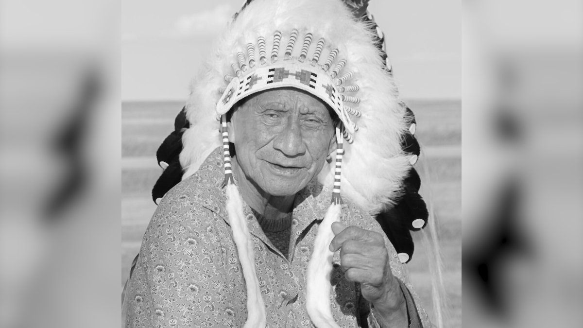 Roy Little Chief, former Chief of the Siksika First Nation, died at the age of 81 on June 11, 2020.