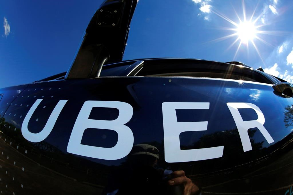 """Uber Technologies Inc. says the current state of transportation is """"unsustainable"""" when it comes to carbon emissions."""