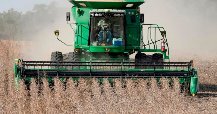 Harvest begins in Saskatchewan