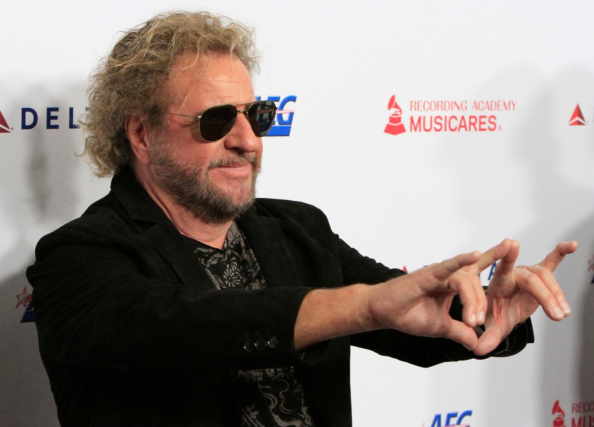 Sammy Hagar Former Van Halen Lead Singer Says He Was Abducted By Aliens Syracuse Com