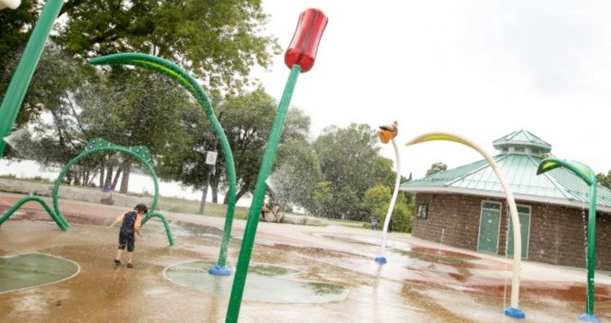 City of Peterborough extends splash pad hours amid heatwave - image