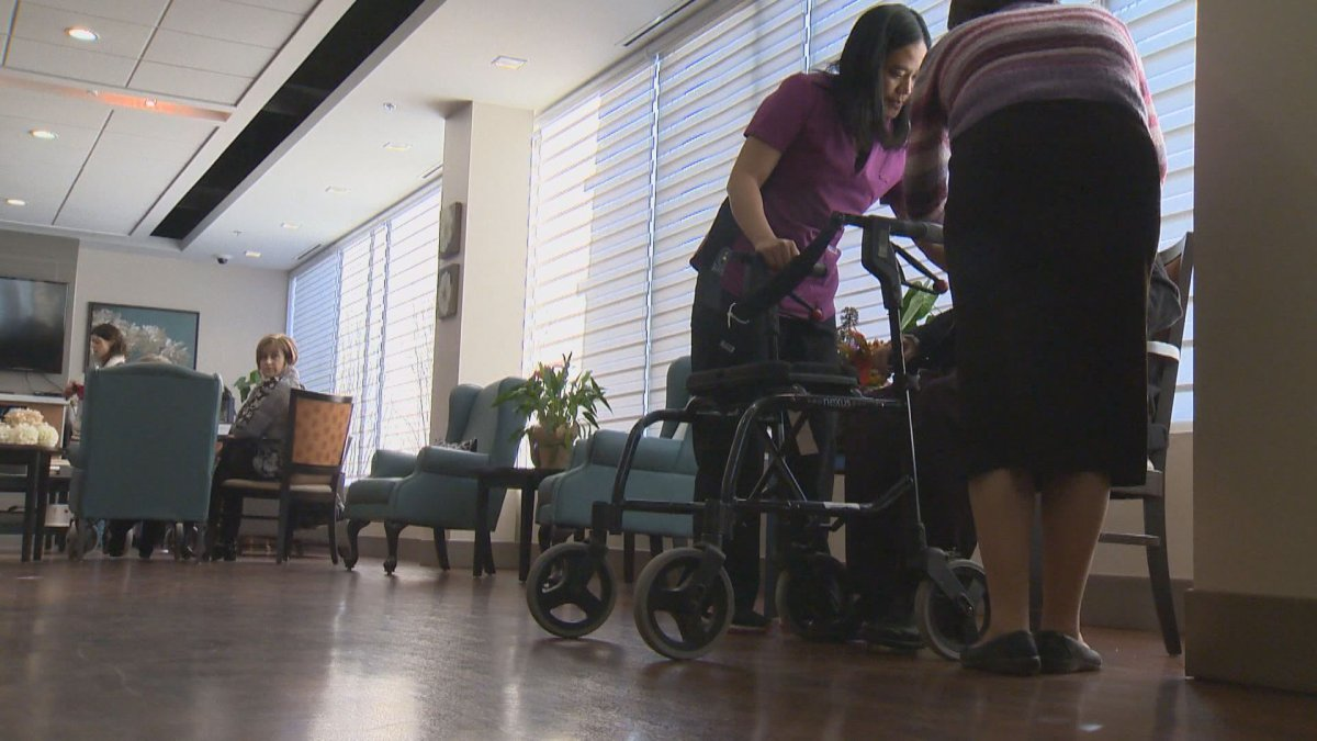 The Winnipeg Regional Health Authority is reporting an improving situation among it's 39 long-term care facilities.