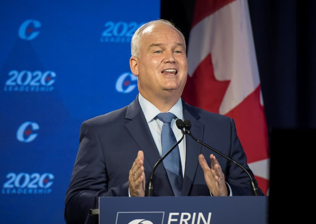 COMMENTARY: Conservative Leader Erin O'Toole has a problem — and it's Alberta