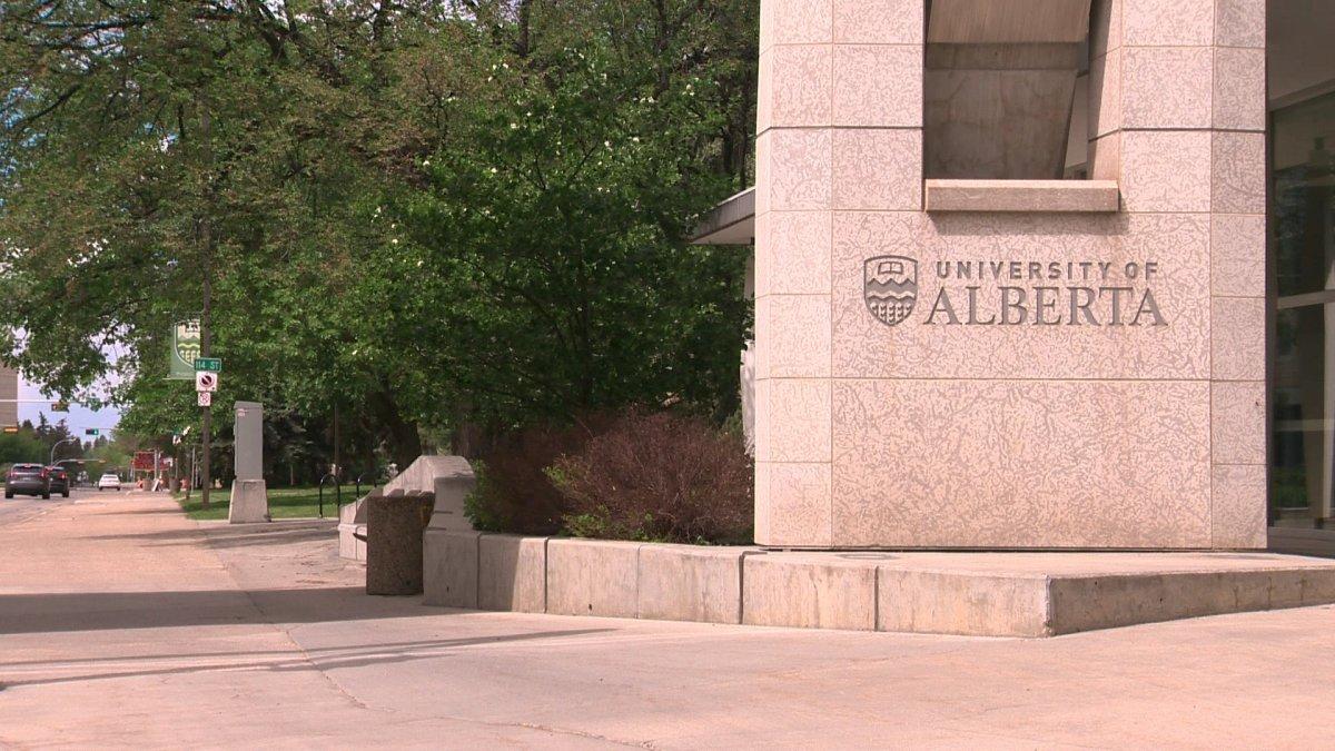 The University of Alberta in Edmonton pictured on Wednesday, June 3, 2020.