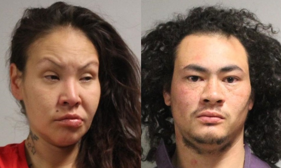 Nicole Edwards, 33, and Jason Tapp, 30, are facing 15 charges in relation to an alleged violent sexual assault in Oppenheimer Park in April.