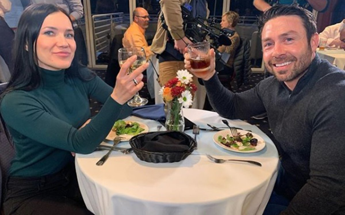 '90 Day Fiancé: Before the 90 Days' stars Geoffrey Paschel and Varya Malina.