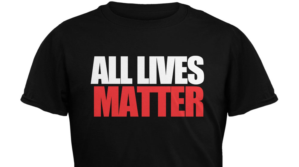 Walmart under fire for selling 'All Lives Matter,' 'Blue Lives Matter'  T-shirts online - National | Globalnews.ca