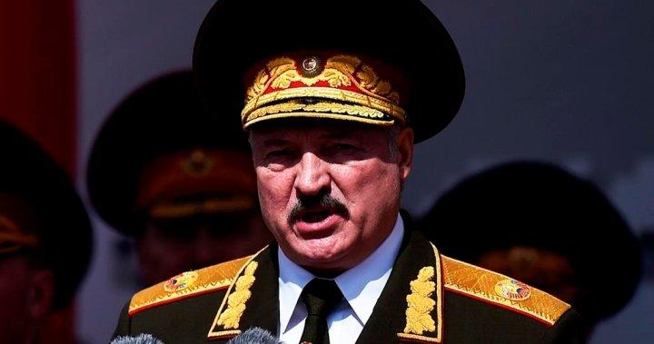 COMMENTARY: Strongman Alexander Lukashenko fears democracy, but should fear Vladimir Putin more