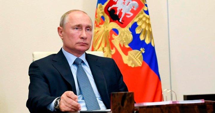 Moscow calls U.S. sanctions 'hostile anti-Russian lunge,' promises retaliation