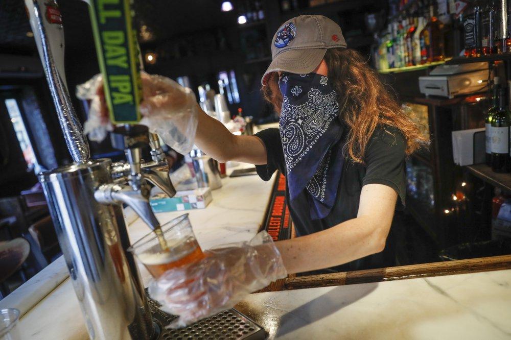 Bars are 'perfect place to break' coronavirus distancing ...
