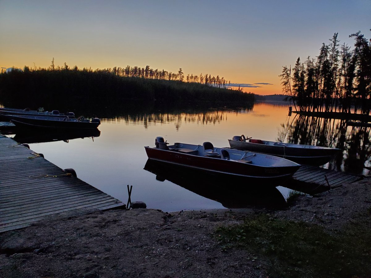 The Your Saskatchewan photo of the day for July 31 was taken by Dallas Smith at Campbell Island near Sandy Bay.