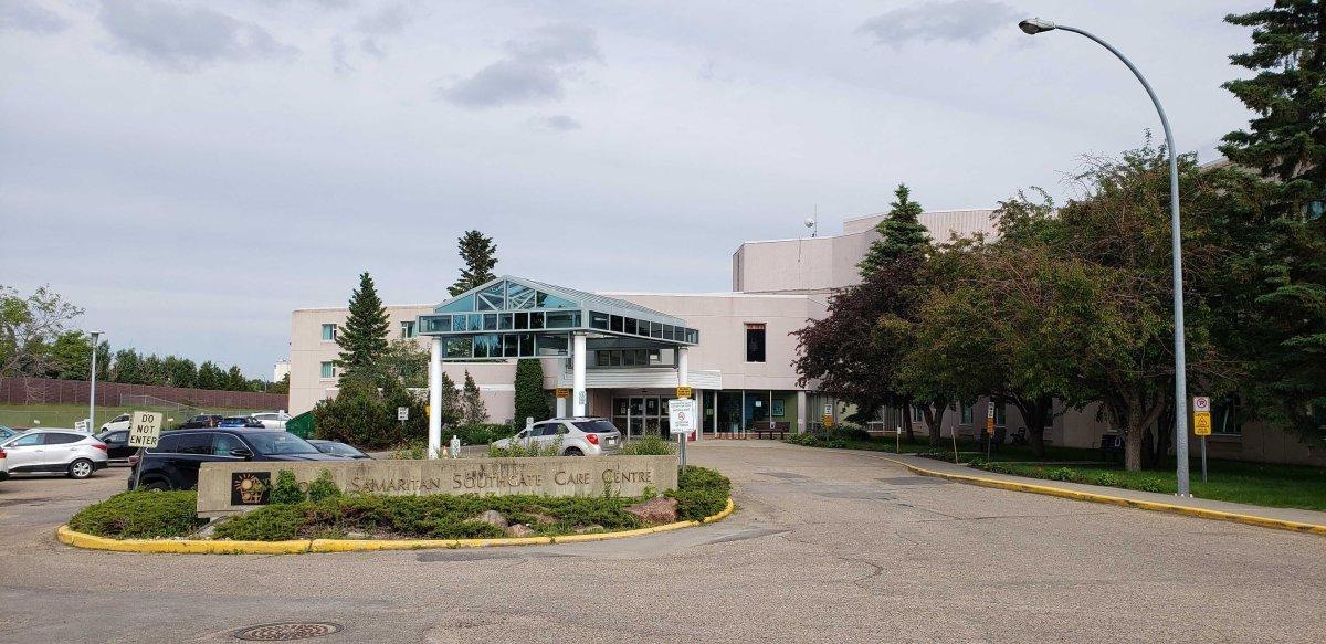 The Good Samaritan Southgate Care Centre in Edmonton.