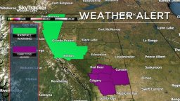 Continue reading: Rainfall warnings, flood watches in effect in parts of central, northern Alberta