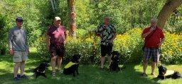 Continue reading: Regina pups celebrate milestone on journey to becoming future CNIB guide dogs
