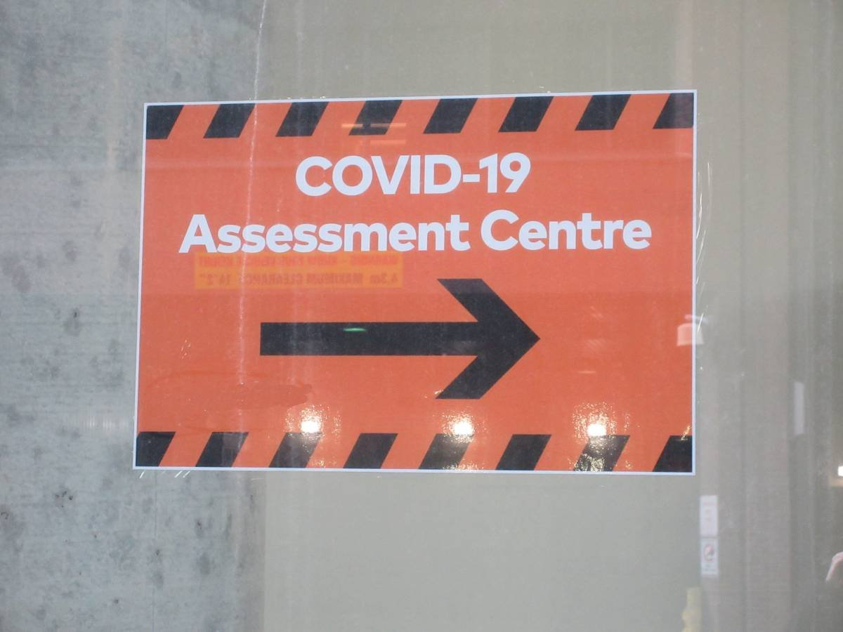 Public health officials now say there are no COVID-19 cases at a care home on the Mountain following a report of a positive case on July 13, 2020.