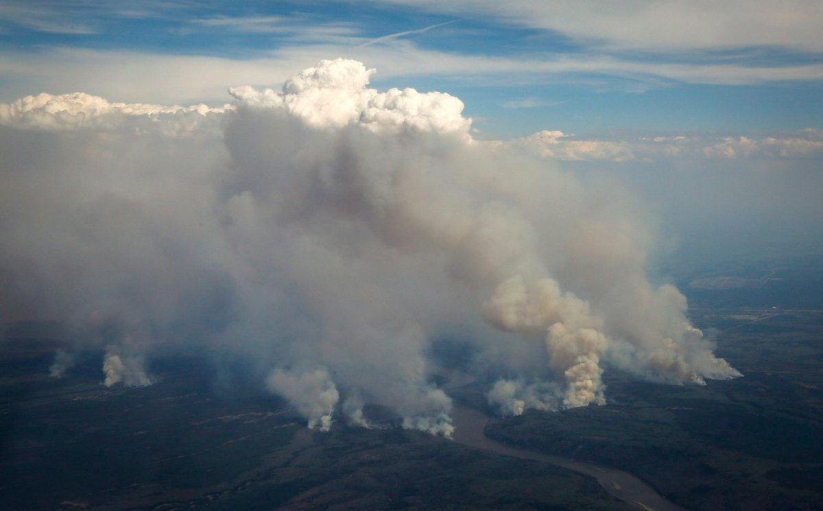 Four years after its flames guttered out, the Fort McMurray wildfire is still affecting the massive river system that flowed through it.