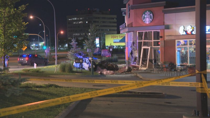 The Edmonton Police Service is investigating a crash on Calgary Trail on Friday, July 3 that claimed the lives of three people.