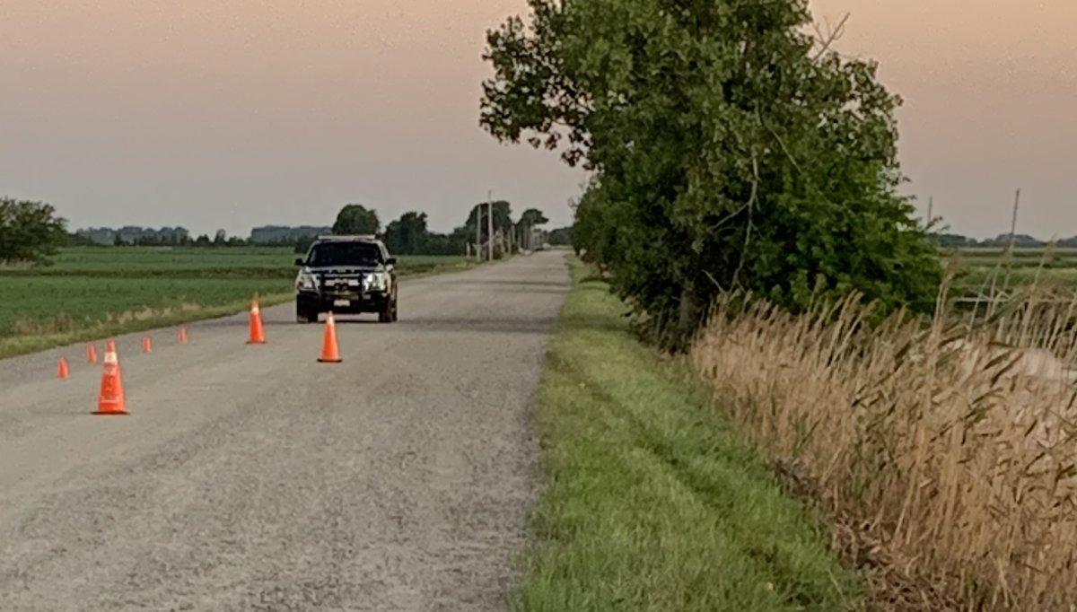 A 34-year-old Chatham man is facing several charges in connection with a single-vehicle crash.