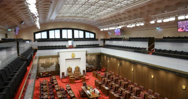 Canadian Senators mull how far to go to protect charter rights in assisted dying bill