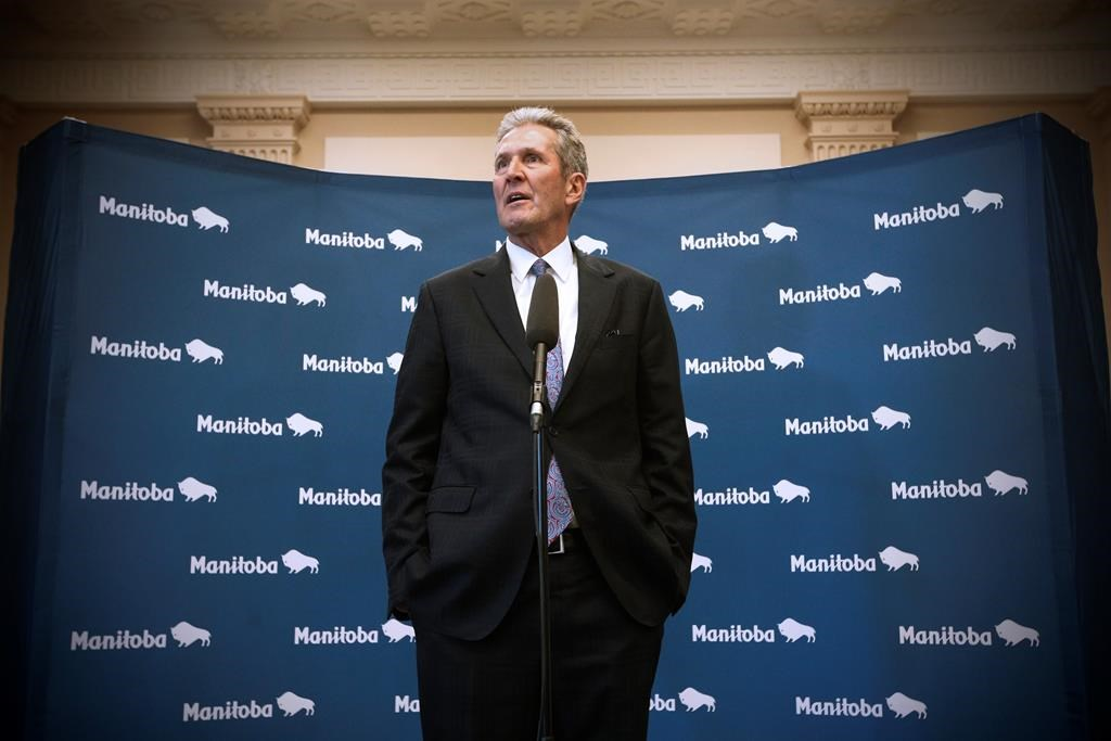 Manitoba premier Brian Pallister is expected to make a call out for volunteers for the province's Help Next Door MB website Tuesday.