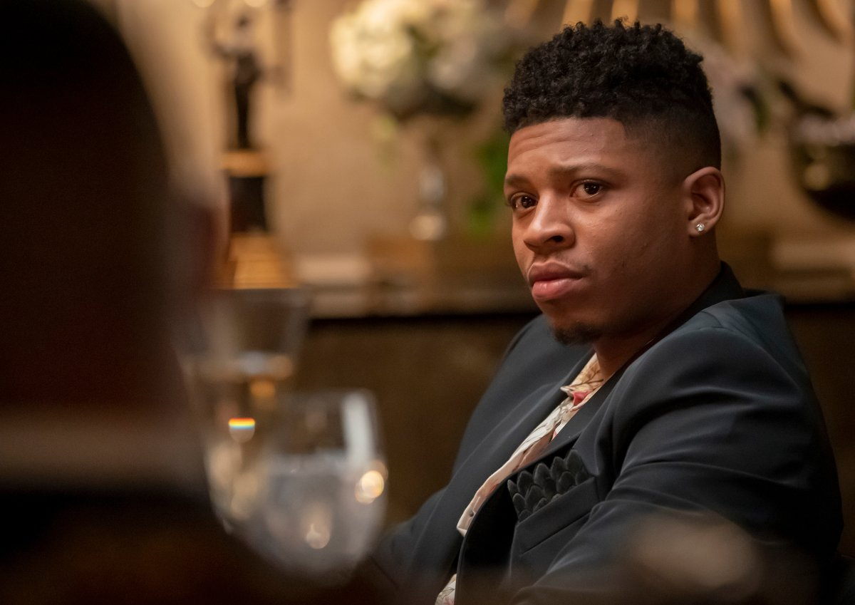 Bryshere Y. Gray in the 'Love Me Still' episode of 'Empire' airing Tuesday, March 31 on FOX.