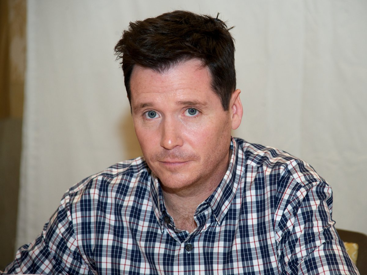 Kevin Connolly at the 'Entourage' Press Conference at the Montage Beverly Hills on May 15, 2015 in Beverly Hills, Calif.