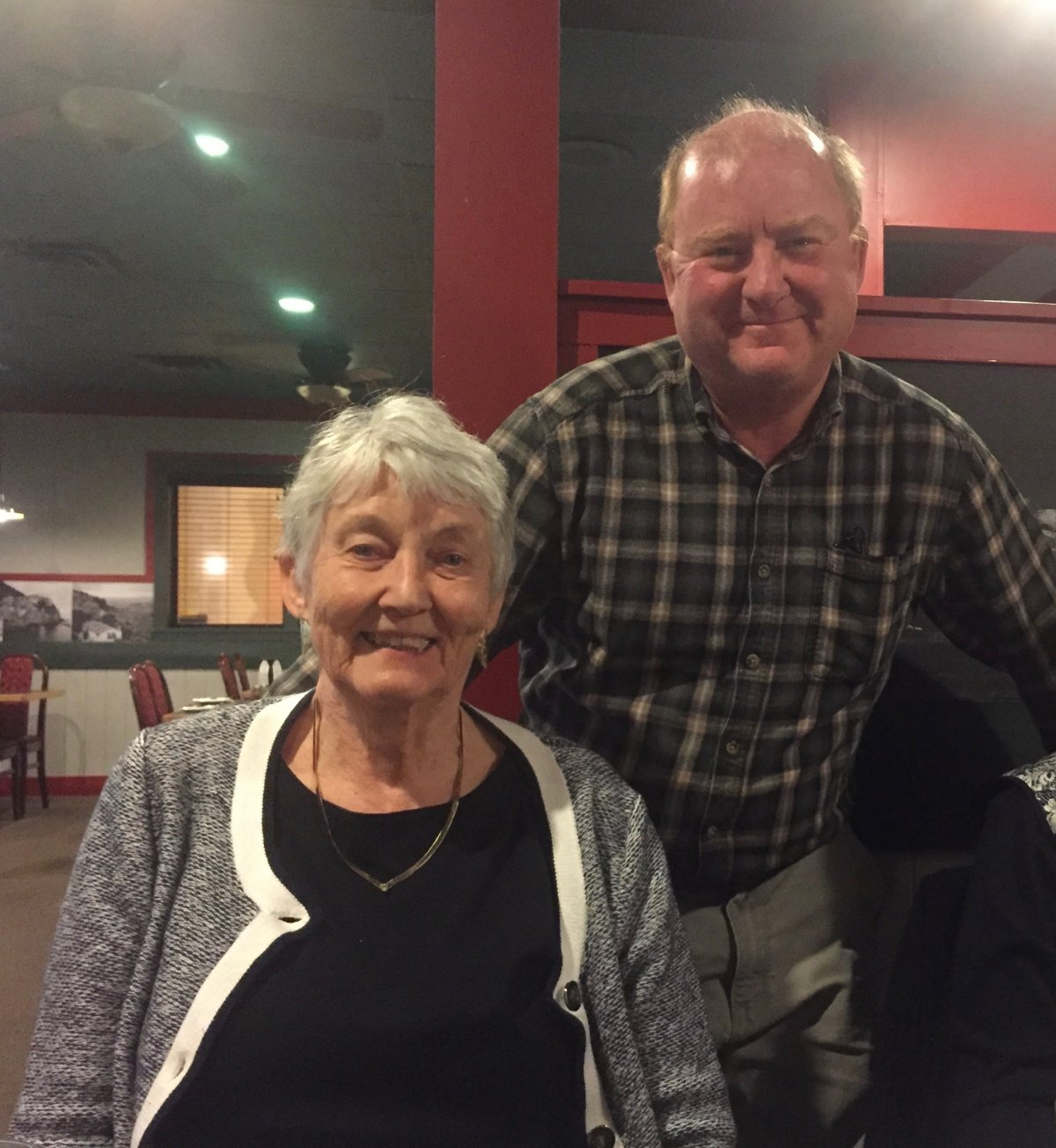 Glenn Chernick is looking forward to visiting with his mother, who lives in a Regina retirement residence, now that the province has relaxed the restrictions around care home visits put in place due to the COVID-19 pandemic.