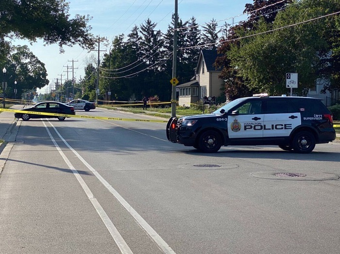 Hamilton police are investigating the city's 10th homicide of 2020.