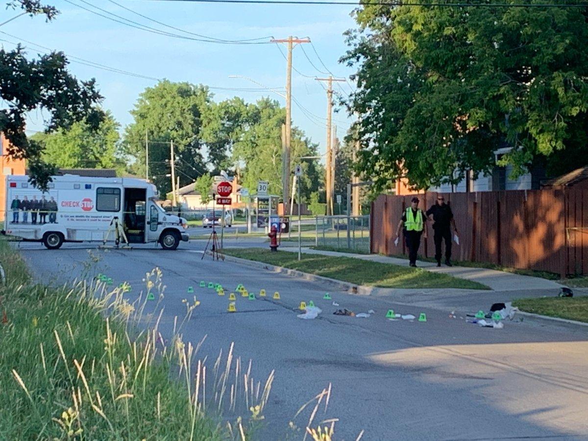 Winnipeg police were still investigating the fatal hit-and-run Friday morning.