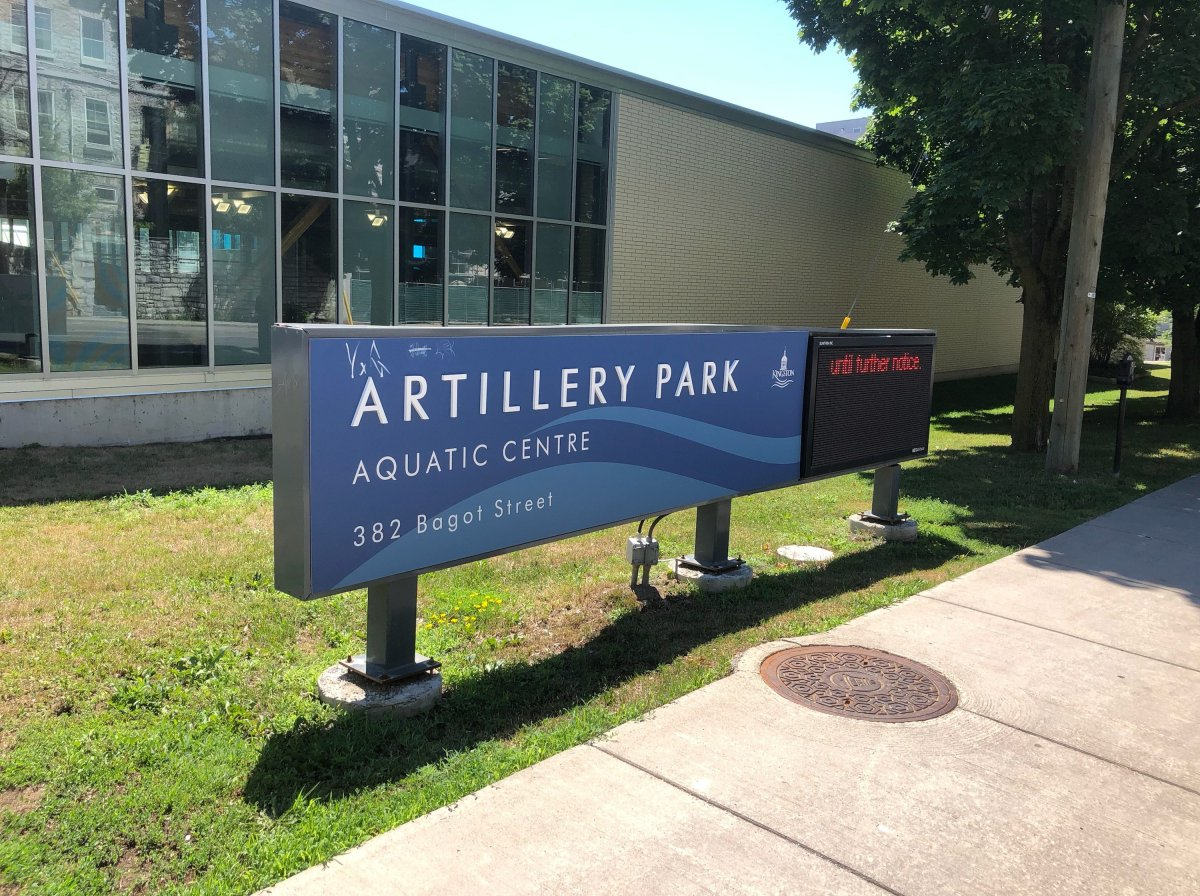 A vulnerable population services hub will be running at Artillery Park starting July 20 for the rest of the summer.