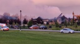 Continue reading: Home destroyed in fire near Edmonton