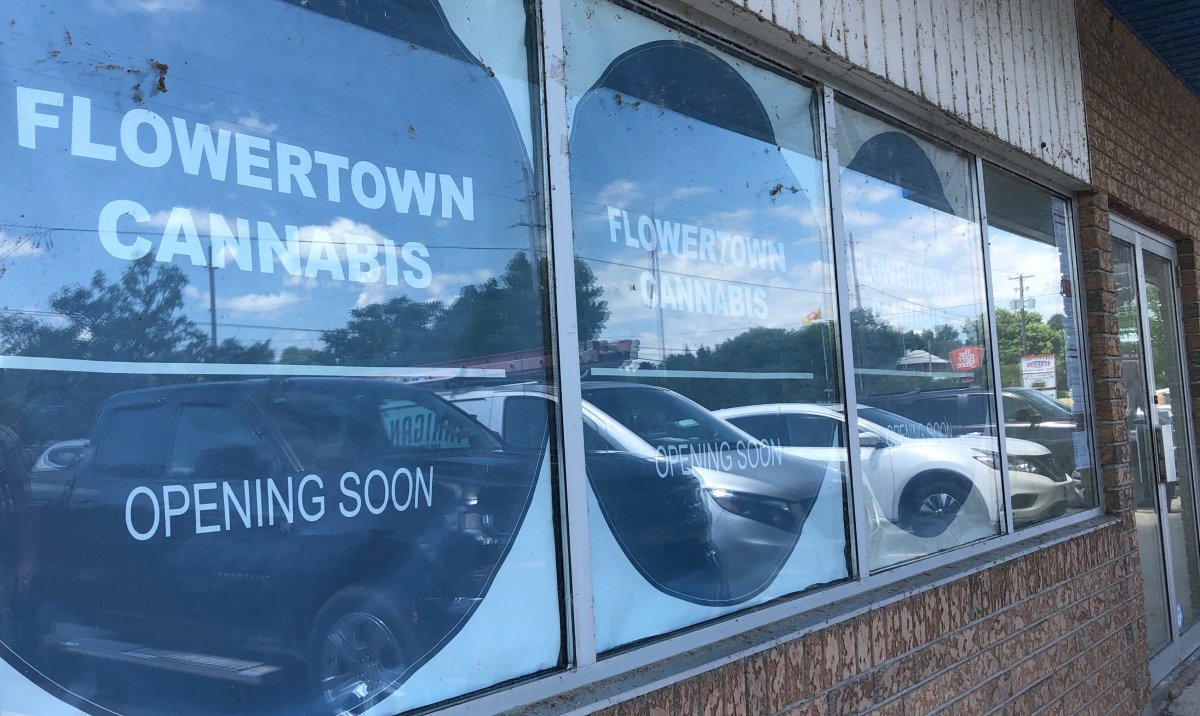 A cannabis retail store may open in Bridgenorth, Ont. in August.