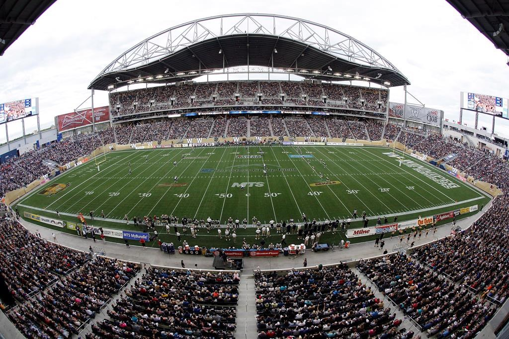 Investors Group Field in Winnipeg will host all CFL games during a shortened 2020 season, should the league decide to go ahead with play this fall. Manitoba Premier Brian Pallister says he's confident it won't lead to a spike in COVID-19 cases.