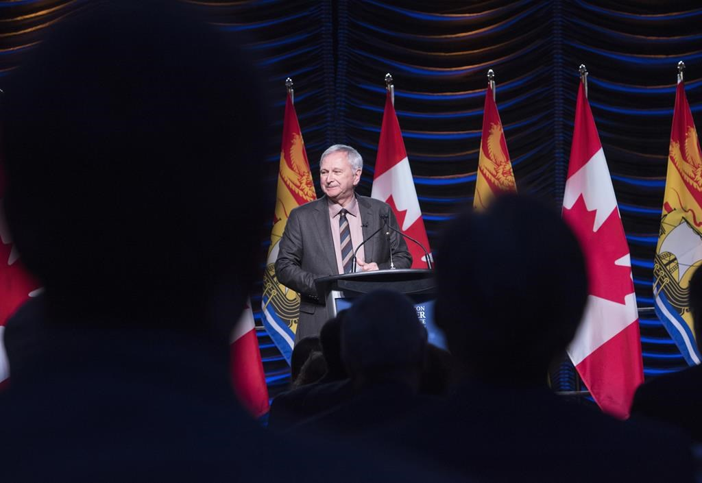 Premier Blaine Higgs he is willing to call an election as early as next week if the opposition refuses a deal to keep his minority Tory government in power until September 2022, or no earlier than 30 days after the pandemic ends.