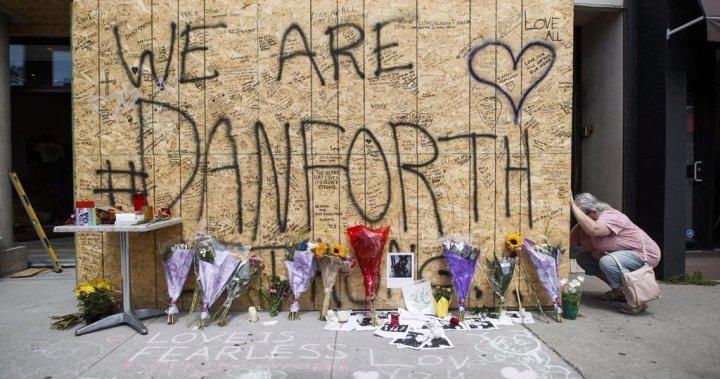 Toronto marks 3rd anniversary of Danforth mass shooting that left 2 dead – Toronto