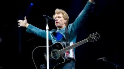 Continue reading: Bon Jovi releases powerful protest song 'American Reckoning'